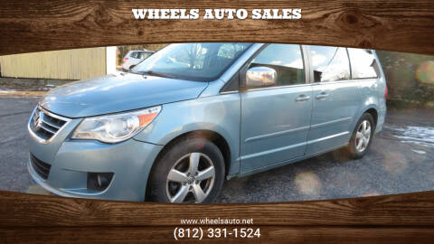 2009 Volkswagen Routan for sale at Wheels Auto Sales in Bloomington IN