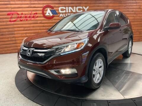 2016 Honda CR-V for sale at Dixie Motors in Fairfield OH