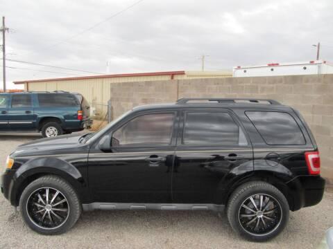 2010 Ford Escape for sale at The Auto Shop in Alamogordo NM