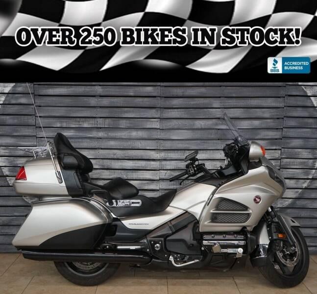 2016 Honda Goldwing for sale at AZautorv.com in Mesa AZ