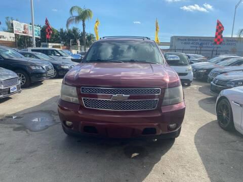 2008 Chevrolet Avalanche for sale at America Auto Wholesale Inc in Miami FL