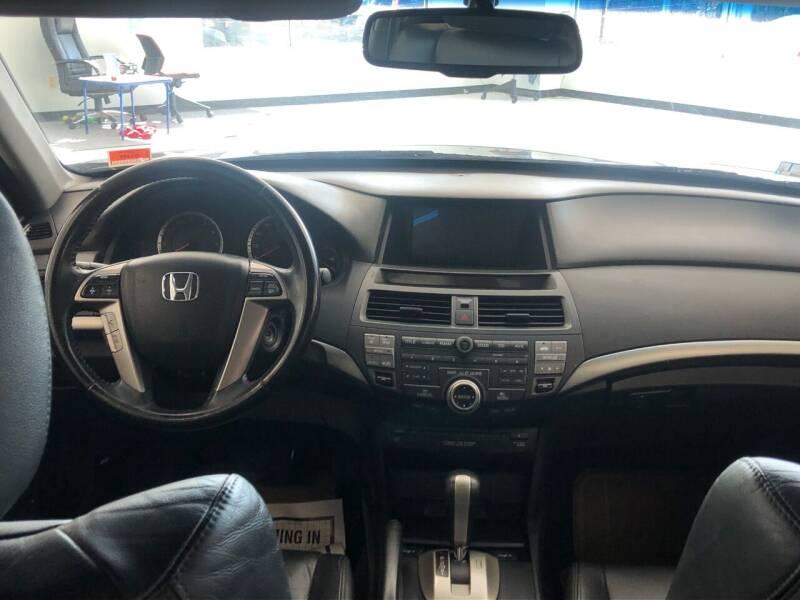 2010 Honda Accord EX-L 4dr Sedan 5A - Phillipston MA