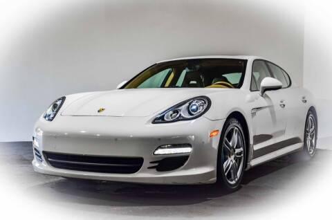 2011 Porsche Panamera for sale at CarXoom in Marietta GA