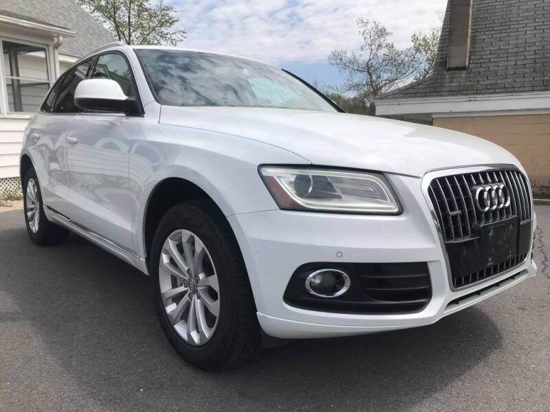 2013 Audi Q5 for sale at Dracut's Car Connection in Methuen MA