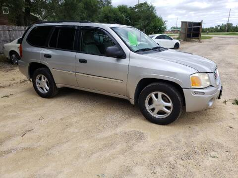 2007 GMC Envoy for sale at Northwoods Auto & Truck Sales in Machesney Park IL