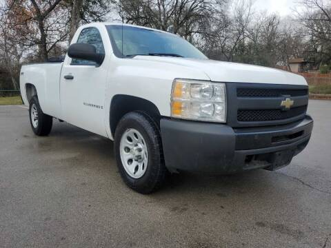 2009 Chevrolet Silverado 1500 for sale at Thornhill Motor Company in Lake Worth TX