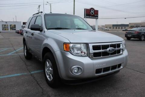 2012 Ford Escape for sale at B & B Car Co Inc. in Clinton Twp MI