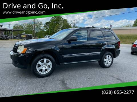2008 Jeep Grand Cherokee for sale at Drive and Go, Inc. in Hickory NC