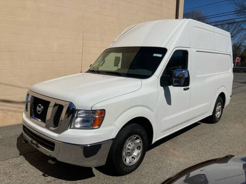 2013 Nissan NV Cargo for sale at Bill's Auto Sales in Peabody MA