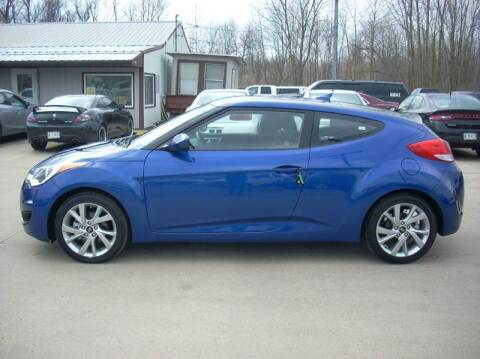 2016 Hyundai Veloster for sale at H&L MOTORS, LLC in Warsaw IN