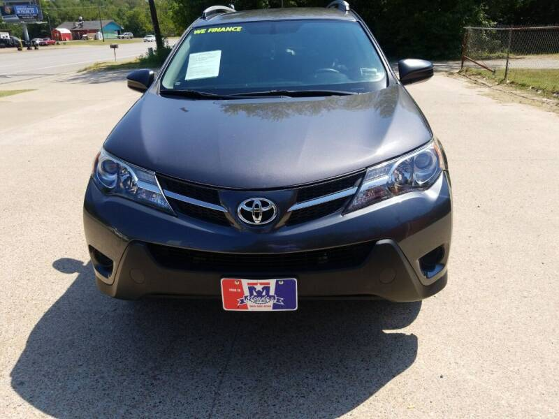 2015 Toyota RAV4 for sale at MENDEZ AUTO SALES in Tyler TX