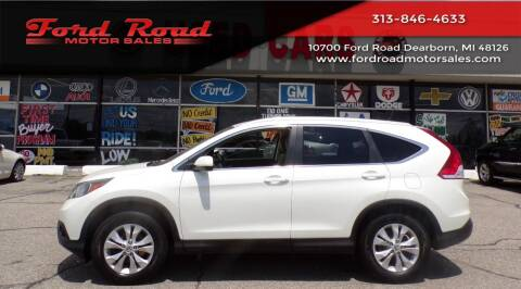 2013 Honda CR-V for sale at Ford Road Motor Sales in Dearborn MI