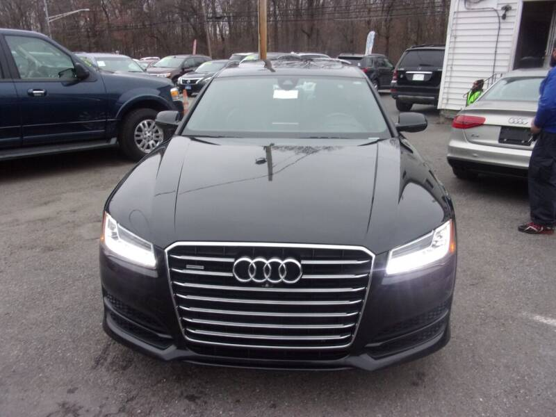 2017 Audi A8 L for sale at Balic Autos Inc in Lanham MD