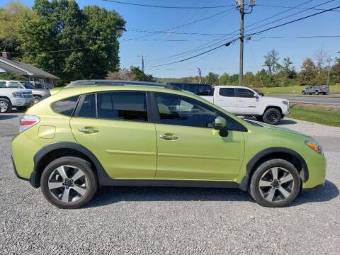 2014 Subaru XV Crosstrek for sale at 220 Auto Sales in Rocky Mount VA