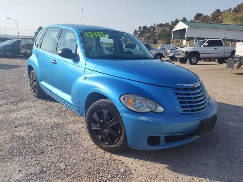 2008 Chrysler PT Cruiser for sale at Canyon View Auto Sales in Cedar City UT