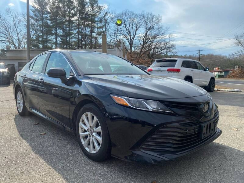 2019 Toyota Camry for sale at Royal Crest Motors in Haverhill MA