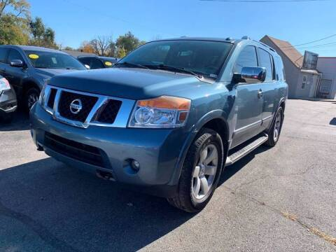 2010 Nissan Armada for sale at MADISON AUTO SALES in Indianapolis IN