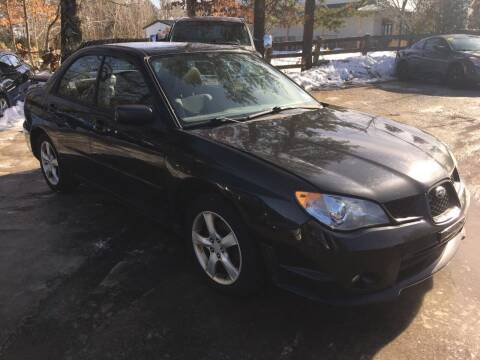 2006 Subaru Impreza for sale at Official Auto Sales in Plaistow NH