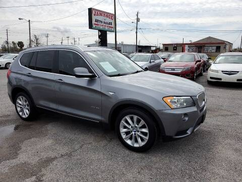 2014 BMW X3 for sale at Jamrock Auto Sales of Panama City in Panama City FL