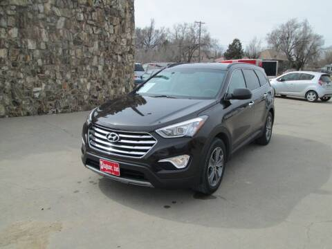 2016 Hyundai Santa Fe for sale at Stagner INC in Lamar CO