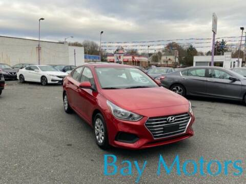 2019 Hyundai Accent for sale at Bay Motors Inc in Baltimore MD