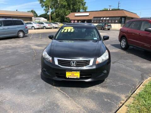 2010 Honda Accord for sale at VP Auto Enterprises in Rochester NY