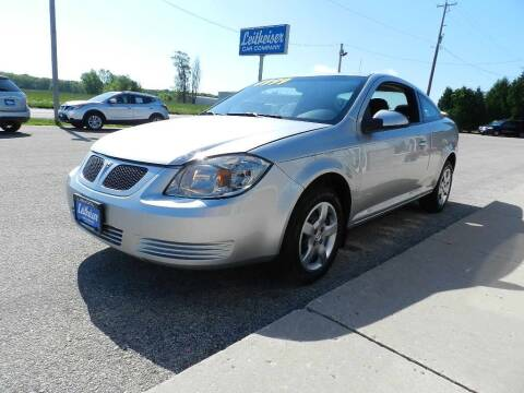 2009 Pontiac G5 for sale at Leitheiser Car Company in West Bend WI