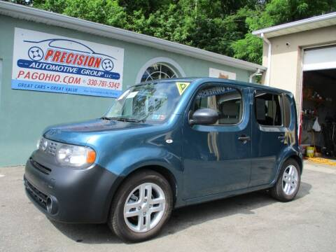 2014 Nissan cube for sale at Precision Automotive Group in Youngstown OH