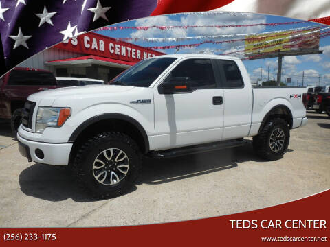 2009 Ford F-150 for sale at TEDS CAR CENTER in Athens AL