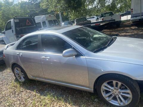 2005 Acura TSX for sale at Windsor Auto Sales in Charleston SC