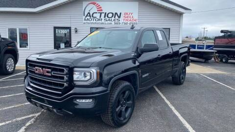 2018 GMC Sierra 1500 for sale at Action Motor Sales in Gaylord MI