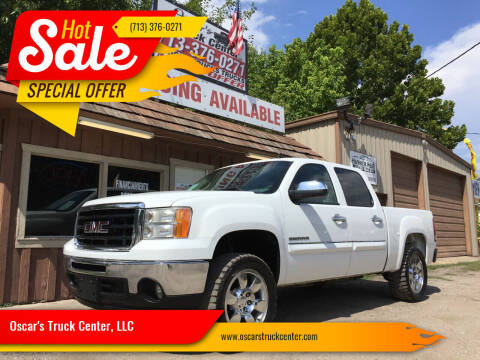 2011 GMC Sierra 1500 for sale at Oscar's Truck Center, LLC in Houston TX