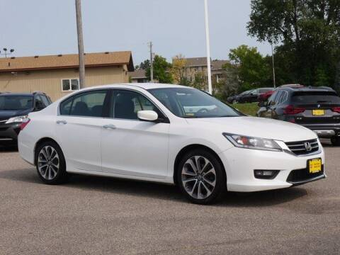 2014 Honda Accord for sale at Park Place Motor Cars in Rochester MN