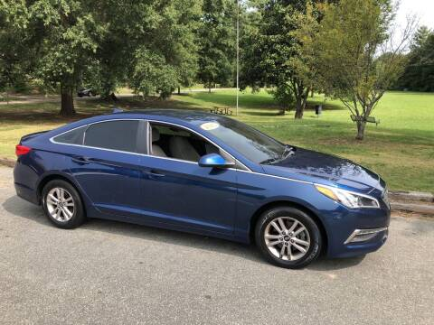2015 Hyundai Sonata for sale at Bull City Auto Sales and Finance in Durham NC