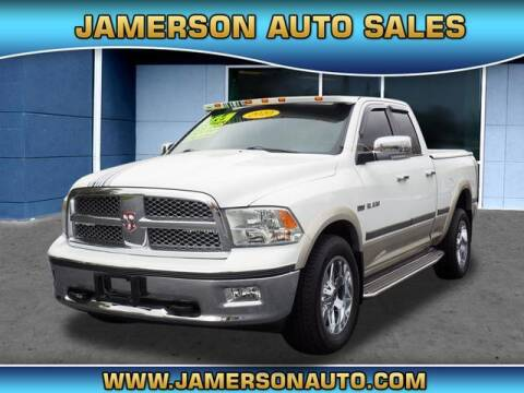 2010 Dodge Ram Pickup 1500 for sale at Jamerson Auto Sales in Anderson IN