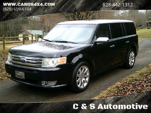 2009 Ford Flex for sale at C & S Automotive in Nebo NC