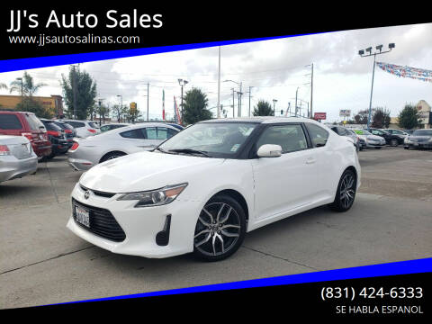2014 Scion tC for sale at JJ's Auto Sales in Salinas CA