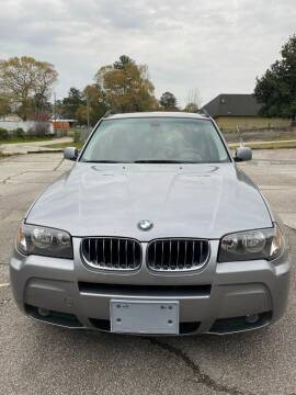 2006 BMW X3 for sale at Affordable Dream Cars in Lake City GA