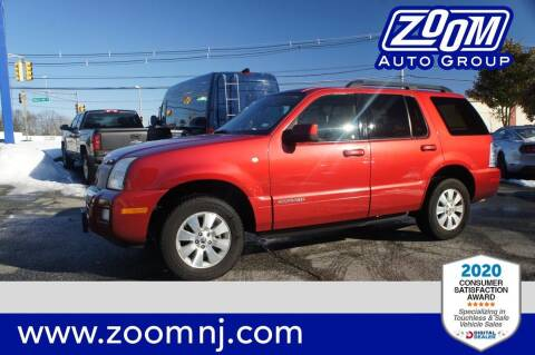 2008 Mercury Mountaineer for sale at Zoom Auto Group in Parsippany NJ