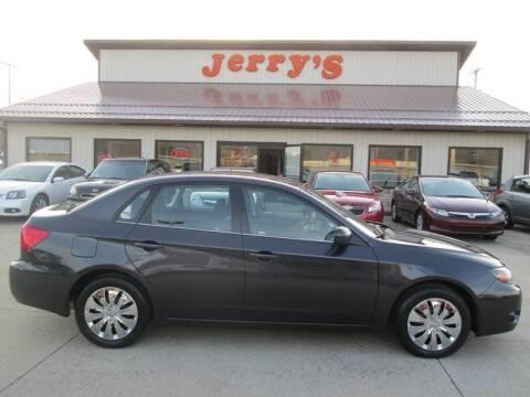 2011 Subaru Impreza for sale at Jerry's Auto Mart in Uhrichsville OH