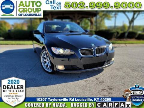 2008 BMW 3 Series for sale at Auto Group of Louisville in Louisville KY