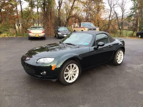 2008 Mazda MX-5 Miata for sale at AFFORDABLE AUTO SVC & SALES in Bath NY