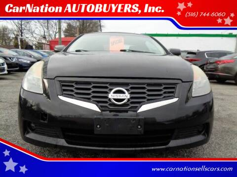 2008 Nissan Altima for sale at CarNation AUTOBUYERS, Inc. in Rockville Centre NY