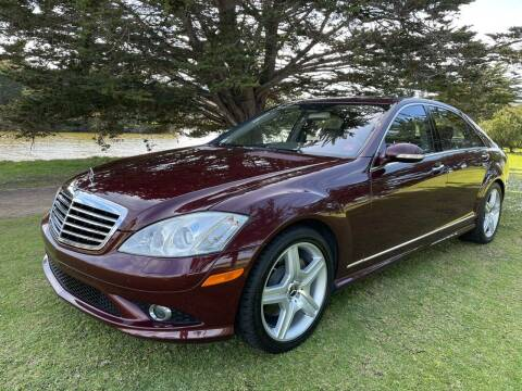 2007 Mercedes-Benz S-Class for sale at Dodi Auto Sales in Monterey CA