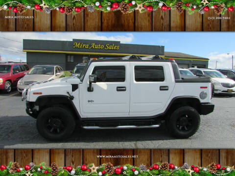 2006 HUMMER H2 SUT for sale at MIRA AUTO SALES in Cincinnati OH