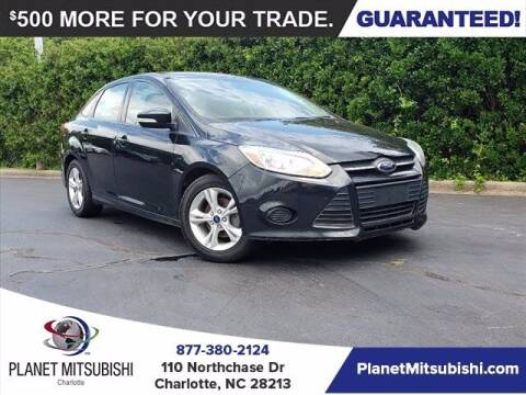 2014 Ford Focus for sale at Planet Automotive Group in Charlotte NC