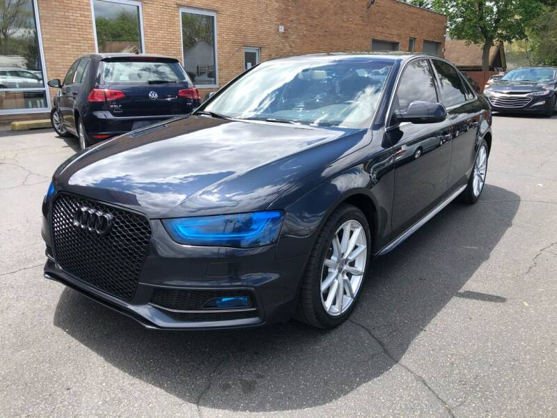 2015 Audi A4 for sale at Auto Sport INC in Grand Rapids MI