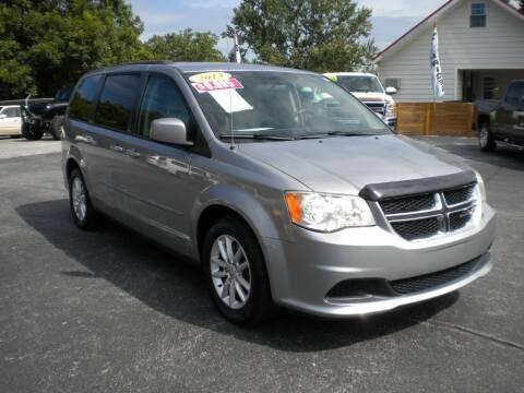 2013 Dodge Grand Caravan for sale at Houser & Son Auto Sales in Blountville TN