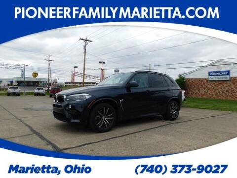 2016 BMW X5 M for sale at Pioneer Family preowned autos in Williamstown WV