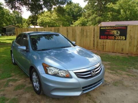 2012 Honda Accord for sale at Hot Deals Auto LLC in Rock Hill SC